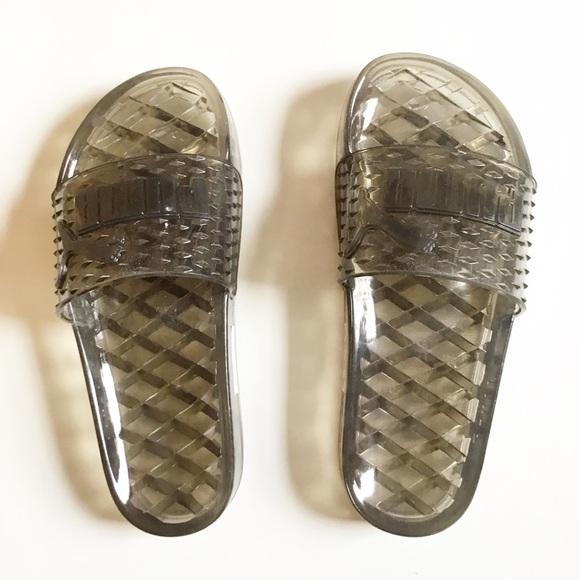 873d141fa1864 FENTY PUMA by Rihanna Jelly Slide Sandals